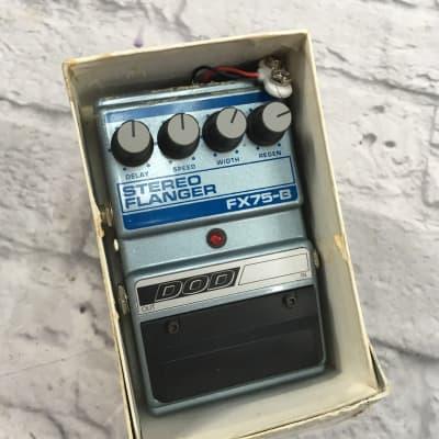 DOD Stereo Flanger FX75B for sale