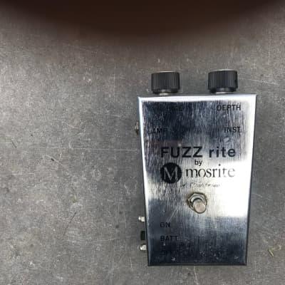 Mosrite Fuzzrite 1960s for sale