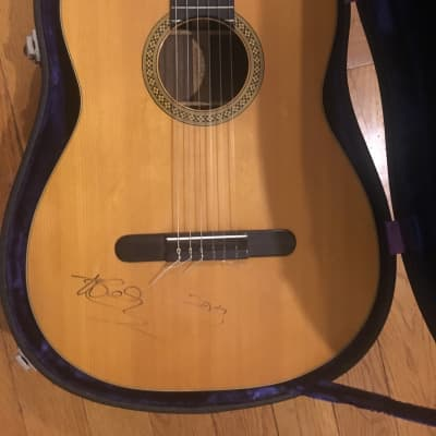 Martin N-20 1969 With Baldwin prismatone pickup and Baldwin c-1 amp for sale