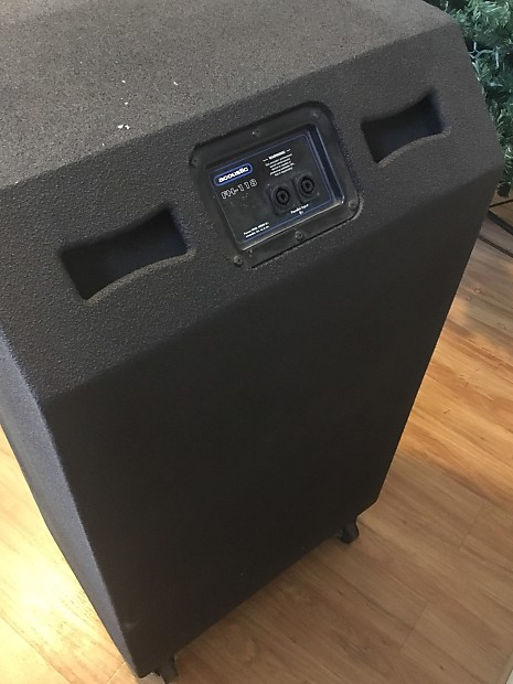 Acoustic Fh 118 Bass Cabinet Spencer S Stuff Reverb