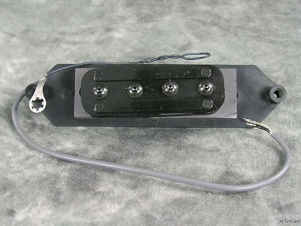 new genuine rickenbacker 4003 bass hi gain bridge pickup part reverb. Black Bedroom Furniture Sets. Home Design Ideas