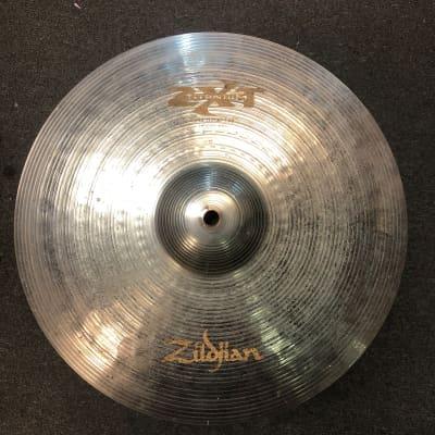 """Zildjian 14"""" ZXT Titanium Solid Hi-Hat Cymbals (Pair) 2003 - 2006"""