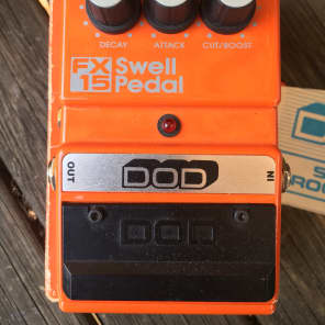 DOD FX15 Swell Pedal, Excellent condition for sale