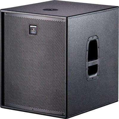 """D.A.S. Audio Action 18A 1500-Watt 18"""" Bass-Reflex Active Subwoofer"""