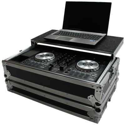 Harmony HCDDJSBLT Flight Glide Laptop Stand Road DJ Case fits Pioneer DDJ-SB