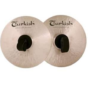 "Turkish Cymbals 16"" Classic Orchestra Band Cymbals C-OB16"