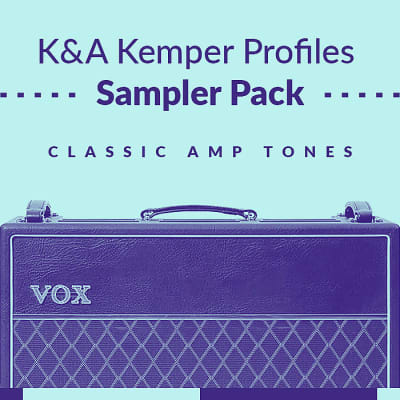 K&A Kemper Profiles Sampler Pack