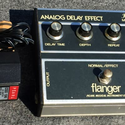 PEARL F-604 Analog Delay Flanger for sale