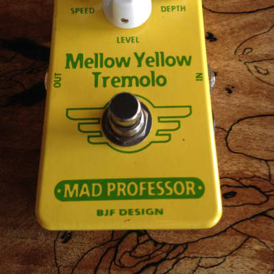 Mad Professor Mellow Yellow Tremolo, handwired for sale