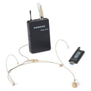 Samson XPD1 USB Digital Wireless Headset Mic System w/ Receiver