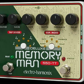 Electro Harmonix Deluxe Memory Man 550-TT for sale