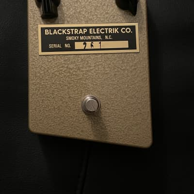 Blackstrap Electrik  Mk1 Tonebender Focus