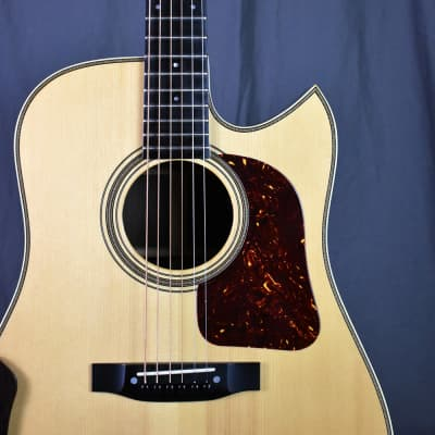 2005 Gallagher Doc Watson Cutaway Adirondack/Brazilian for sale