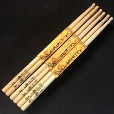 Los Cabos 3A Hickory Wood Tip (12pr)