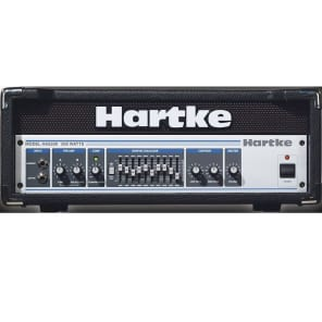 Hartke HA5500 500w Hybrid Bass Head