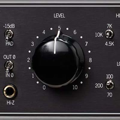 Universal Audio 6176 Vintage Channel Strip Mic Preamp Pre Compressor Studio Hardware