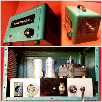 *Pultec-Style Tube Preamp* Bovatronics BG-1 - Point-to-Point, Handwired Tube Pre W/ Vintage RCA Tubes, Mallory Caps, High-Quality Transformers, Etc.