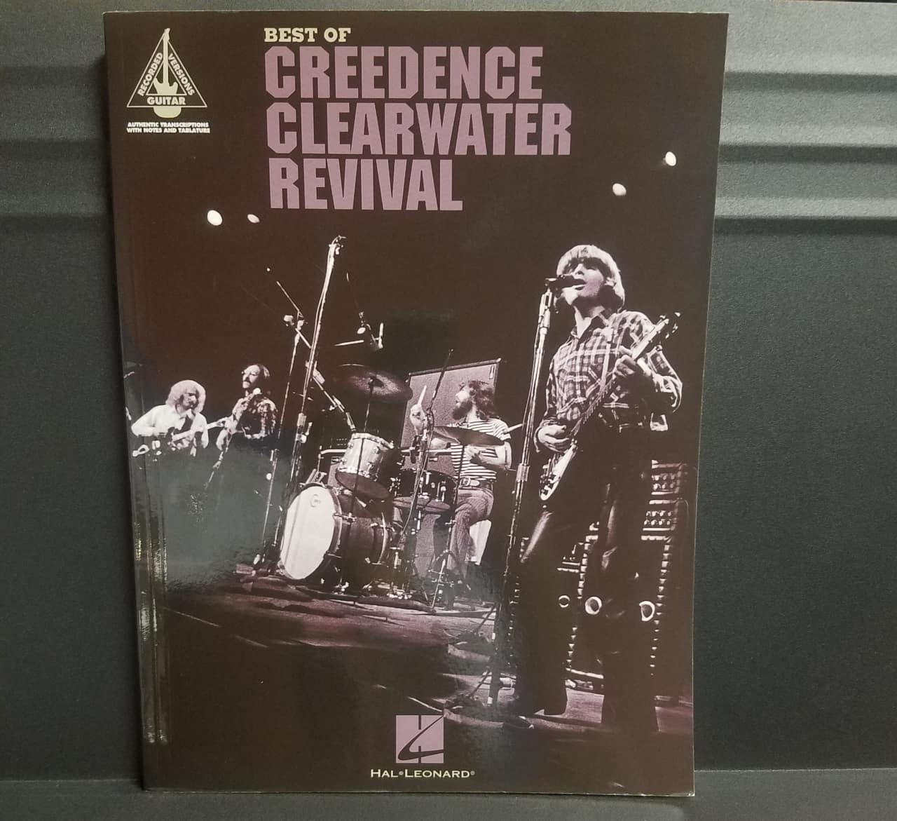 Hal Leonard Best Of Creedence Clearwater Revival Guitar Reverb