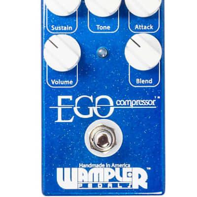 Wampler Ego Compressor Guitar Pedal for sale