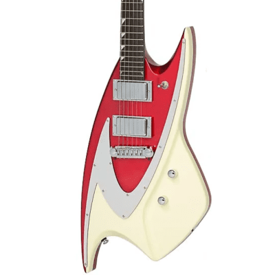 Backlund Model 400 - Metallic Red for sale