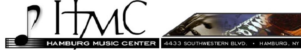 Hamburg Music Center, Inc.