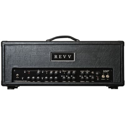Revv Generator 100P MK3 Guitar Amplifier Top with Two Notes Torpedo Virtual Cab for sale