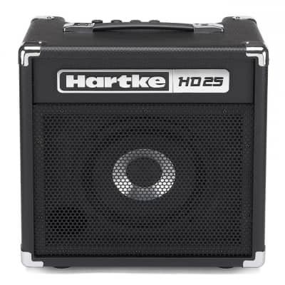 HARTKE HD25 Bass Combo Amp, 25W