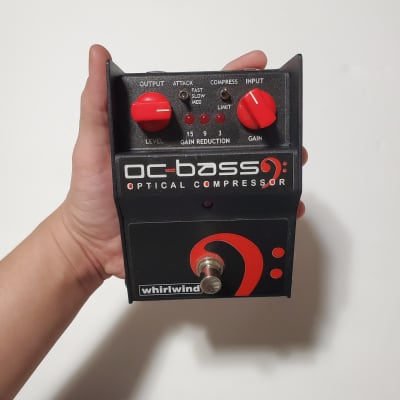 Whirlwind OC Bass Compressor for sale