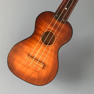 1950s or 1960s Harmony Soprano Ukulele - Exceptionally Clean for sale