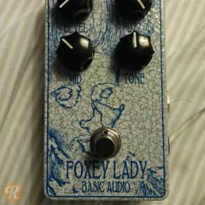 Basic Audio Foxey Lady