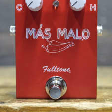 Fulltone MM Mas Malo Crunch, Distortion and Massive Fuzz Guitar Effect Pedal