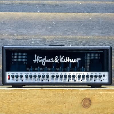 Hughes & Kettner TriAmp 6-Channel 100-Watt Guitar Amp Head 1995 - 2001