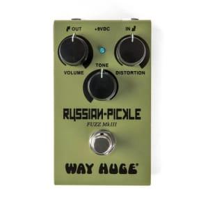 Way Huge WM42 Smalls Series Russian Pickle Fuzz MkIII