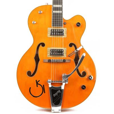 Gretsch G6120RHH Reverend Horton Heat Orange Lacquer
