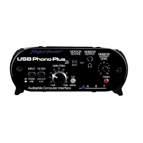 ART USB Phono Plus