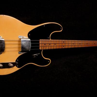 RebelRelic 54 P-Series Bass Butterscotch for sale