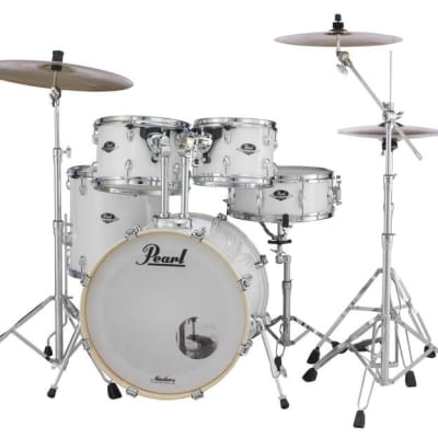 """Pearl Export 20""""x18"""" Bass Drum PURE WHITE EXX2018B/C33"""