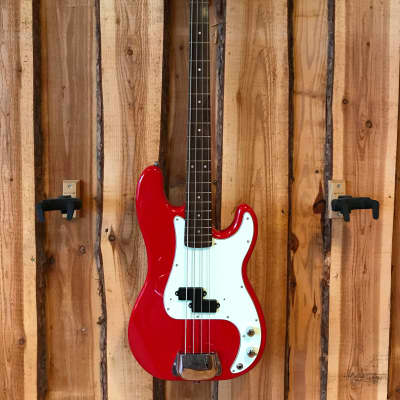 Bass Collection Power Bass Red for sale