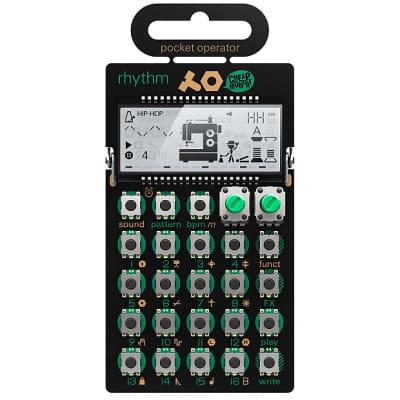 Teenage Engineering PO-12 Rhythm Pocket Operator *Free Shipping in the USA*