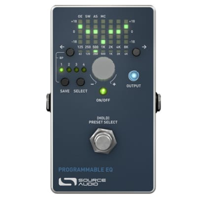 SOURCE AUDIO Programmable EQ Equalizzatore for sale