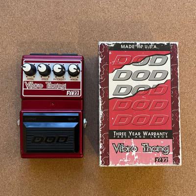 DOD Vibro Thang FX22 Vibrato (Made in USA)