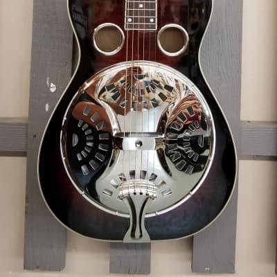 Recording King Phil Leadbetter Signature Resonator Guitar DEMO for sale