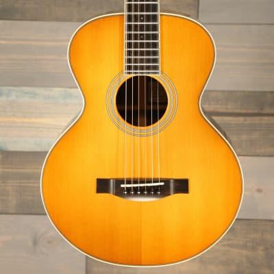 Santa Cruz Guitars Firefly Custom Walnut/Cedar Acoustic Guitar for sale