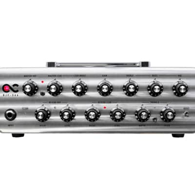 One Control BJF-S66 66-Watt 2-Channel Guitar Head for sale