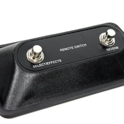 OSP 2 Button Stereo Footswitch Select/Effects