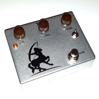 The 2021 Silver Pony Klone 'pro drive' by TL Pedals Canada
