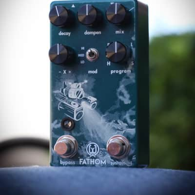 Walrus Audio Fathom Multi-Function Reverb - Free Shipping!
