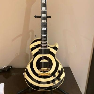 Gibson Zakk Wylde Les Paul Custom 2000's Bullseye for sale