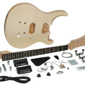 Saga HT-10 Electric Guitar Kit - PS Style for sale