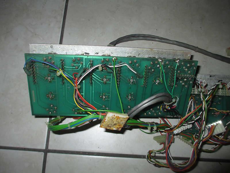 Soundcraft 400B Monitor Mixer Input/Output Mic Panels Wire Harness XLR 1/4